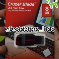 Jual Flashdisk Sandisk Cruzer Blade 8 GB Murah