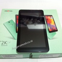 TABLET ADVAN VANDROID T2K WIFI - HP DUAL CAMERA WITH HD MOVIE TABLET