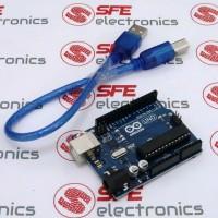 Arduino Uno R3 Clone (Tanpa Kabel)