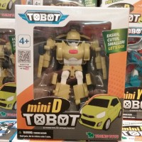 young toys tobot mini D