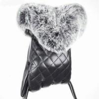 Jual Sarung tangan wanita musim dingin winter kulit Touch screen Murah