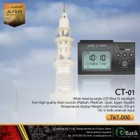 Jam Meja Al Fajr CT-01