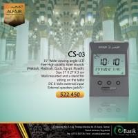 Jam Dinding Al Fajr CS-03