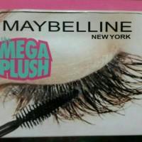 maybelline mega plush mascara