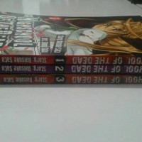 [Komik] Highschool of the Dead Vol. 1-3