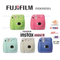 Fujifilm Kamera Polaroid Instax Mini 9 Camera Instax KAMERA SAJA Resmi