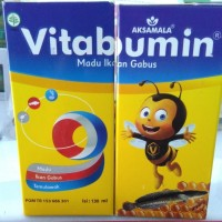 Madu Albumin Anak Vitabumin pertumbuhan dan perkembangan anak maksimal
