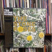 Piringan hitam vinyl lp Stone Roses album Self titled