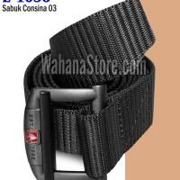 Sabuk Consina Belt 03 Hitam