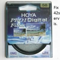 HOYA PRO1 Digital UV Filter 58mm Premium For Canon Nikon Etc.