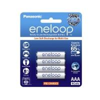 Panasonic Eneloop Baterai AAA 800mAh 4Cells – BK-4MCCE/4BT