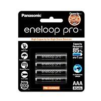 Panasonic Eneloop Pro Baterai AAA 950mAh isi 4 – BK-4HCCE/4BT