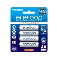 Panasonic Eneloop AA 2000mAh 4Cells – BK-3MCCE/4BT