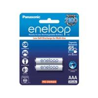 Panasonic Eneloop Baterai AAA 800mAh 2Cells – BK-4MCCE/2BT