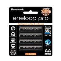 Panasonic Eneloop Pro AA 2550mAh isi 4 – BK-3HCCE/4BT