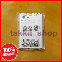 Baterai Lg G3 / G3 Stylus / Bl-53yh Original 100%