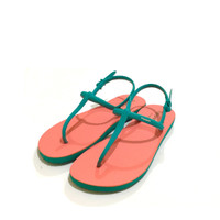 Sandal Fipper Strappy Soft Pink Tosca