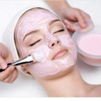 Tutorial cara membuat masker wajah untuk klinik kecantikan
