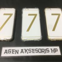 Anti Crack Fuze iPhone 7 7G IP7 4.7 inchi Case Acrylic Tahan Banting