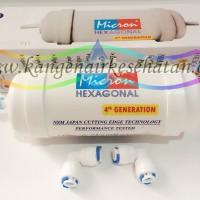 Hexagonal Merk Micron Untuk Filter Air Keran Dan Reverse Osmosis RO