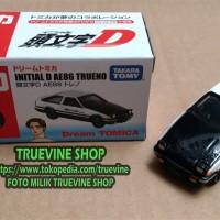Dream TOMICA Toyota Initial D AE86 Trueno (Diecast TAKARA TOMY)