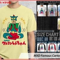 MXD Famous Cartoon 20 - BAJU KAOS DISTRO PRIA WANITA ANAK OCEAN SEVEN