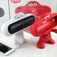 Beats Pill Character Dude Character Speaker Stand