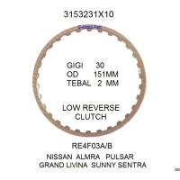 NISSAN GRAND LIVINA RE4F03A-B MATIC KAMPAS LOW REVERSE 3153231X10