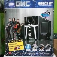 Speaker Aktif GMC 888D3 BT ( Bluetooth )