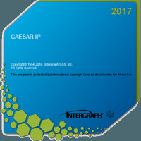 Intergraph CAESAR II 2017 Version 9.00.00