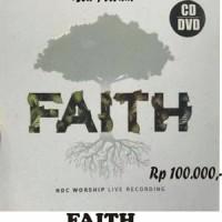 CD + DVD ORIGINAL FAITH - NDC Worship