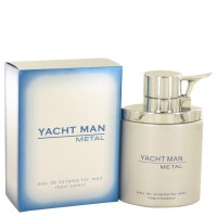 Yacht Metal For Man EDT 100Ml