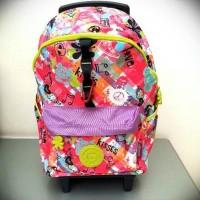 Jual [BIG SALE] OKIEDOG Trolley Bag | Tas Sekolah Troli Anak Murah
