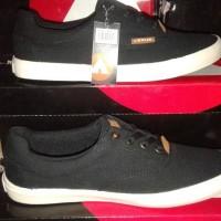 harga Sepatu Original Airwalk Bernardo Black Tokopedia.com
