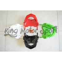 fender eliminator undertail ninja 250R 250 R Karbu