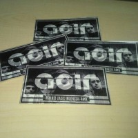 Sticker AOIR Shadow