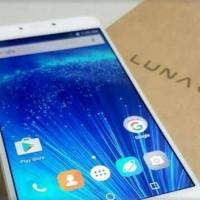 Luna G / G55 Garansi Resmi RAM 4GB ROM 32GB / smart phone handphone HP