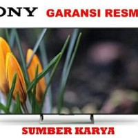 harga Garansi Resmi Sony 65x8500e Uhd 4k Smart Led Tv 65 Inch Kd-65x8500e Tokopedia.com