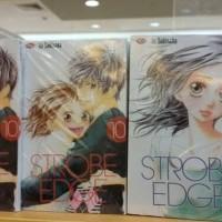 komik Strobe Edge vol 1-10