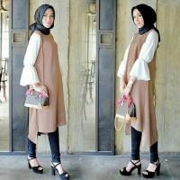 MELLIN TUNIK - baju kerja wanita model terbaru termurah - blouse