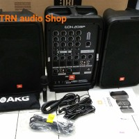 Speaker Portabel JBL eon 208p 8in Bluetooth (Original)