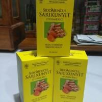 Sido Muncul Sari Kunyit isi 50 Obat Maag alami
