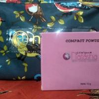 Compact powder/ bedak Natasha