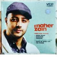 VCD Maher Zain - 15 Video Klip Pilihan