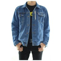 Harga Jaket Jeans Biru Muda Travelbon.com
