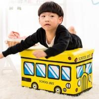 293 KID Storage Box BUS Kotak peyimpanan mainan toys293