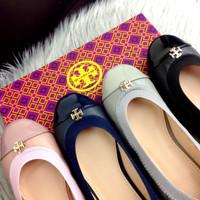 Sepatu Tory Burch Ballerina | Sepatu wanita | Sepatu import |
