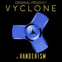 VYCLONE Fidget Spinner Gyro Tri Spinner By Vanderism