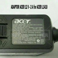 Adaptor Charger Original For Acer L1410 Iconia Tablet A100(12V - 2A)