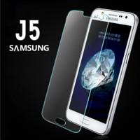 Tempered Glass Samsung J5 Yang Biasa Warna Bening